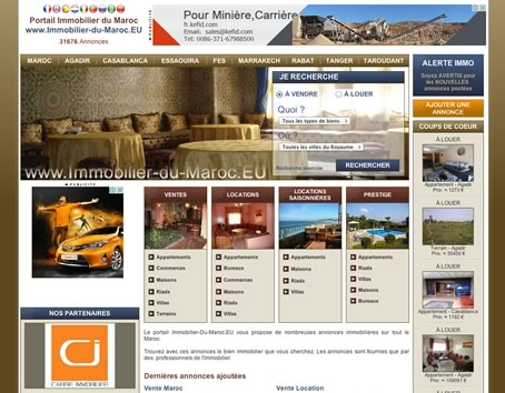 site d annonce au maroc blog sur les voitures. Black Bedroom Furniture Sets. Home Design Ideas